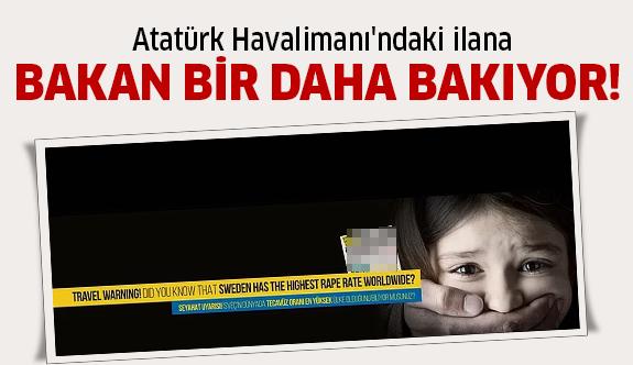 Atatürk Havalimanı'na asıldı! Herkes şok oldu..