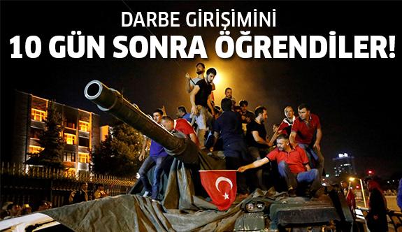 Bu olay Türkiye'de yaşandı!