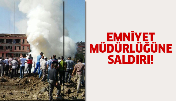Elazığ'da patlama !