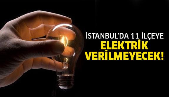 İstanbul'da bu tarihe dikkat!