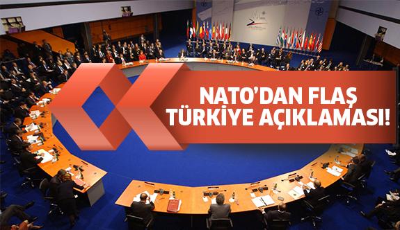 NATO Türkiye'nin üyeliğinin..
