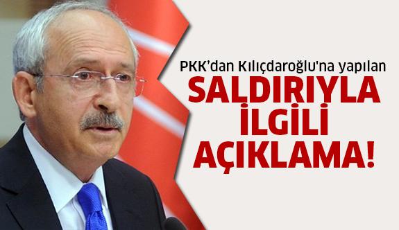PKK'dan flaş Kılıçdaroğlu mesajı!