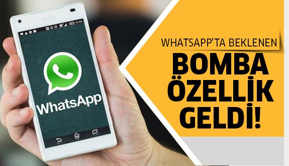 Whatsapp'ta size cevap vermeyenler artık..