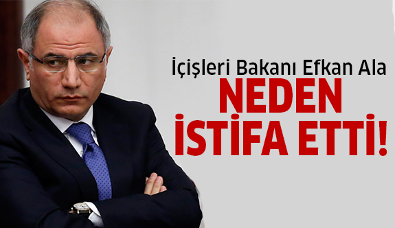 Ankara kulisleri bu istifayı konuşuyor!