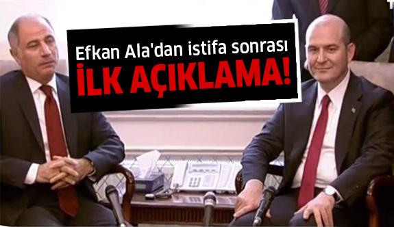 Efgan Ala'dan flaş açıklamalar!