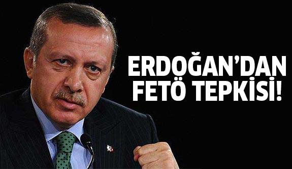 Erdoğan: Bu insanların alakası yok!