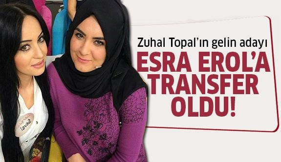 Esra Erol'dan şaşırtan transfer...