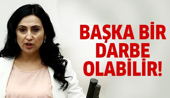 Figen Yüksekdağ'dan flaş açıklama!