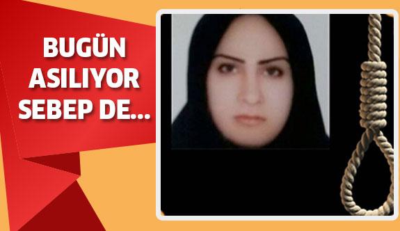 22 yaşındaki Zeynep Sekaanvand, bugün infaz edilecek!