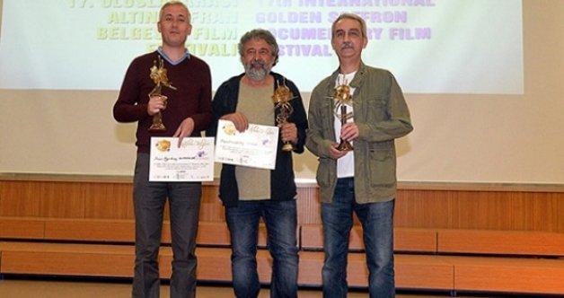 Altın Safran Belgesel Film Festivali Kazananı Belli Oldu