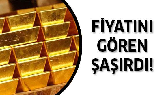 Altının Fiyatı Bugün Ne Kadar Oldu?