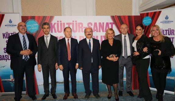 Büyükşehir Belediyesi Kültür Sanat Sezonunu Açtı