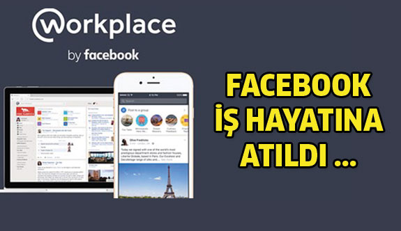 Facebook'da İş Hayatına Atıldı
