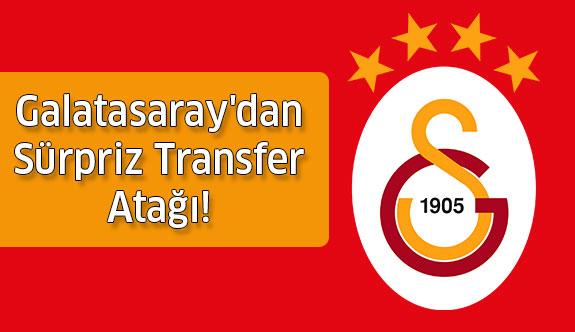 Galatasaray'dan Sürpriz Transfer Görüşmesi
