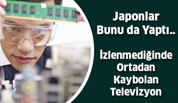 Japonlar Bunu da Yaptı !