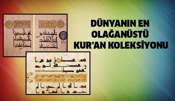 'Kur'an-ı Kerim Sanatı: Türk ve İslam Eserleri Müzesi'nden Hazineler'
