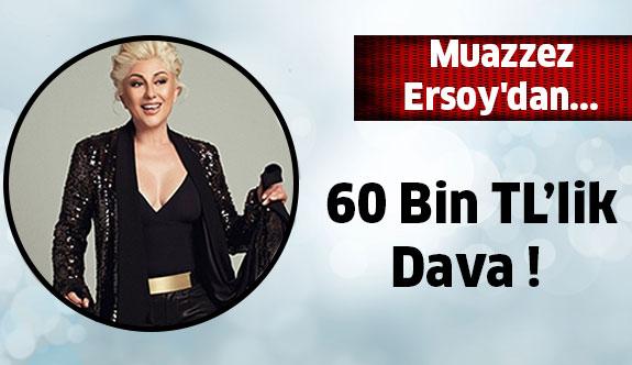 Muazzez Ersoy'dan Bonus'a 60 Bin TL'lik Dava