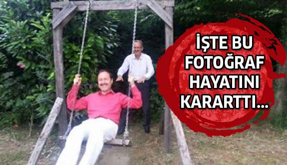 Müfettişin Ortaya Çıkan Fotoğrafı Hayatını Kararttı...