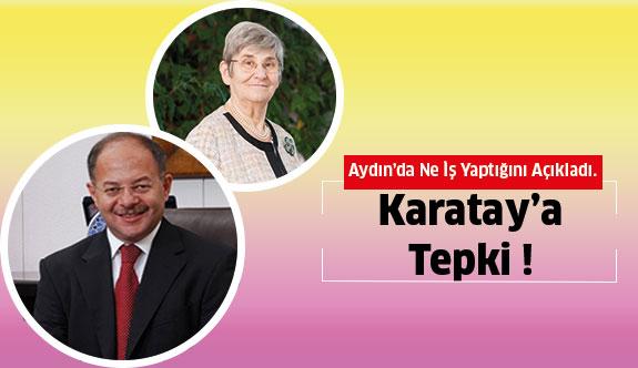 Sağlık Bakanı'ndan Karatay'a Tepki