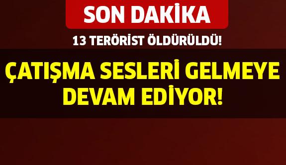 Son Dakika: Dağlıca'da Çatışma Çıktı...