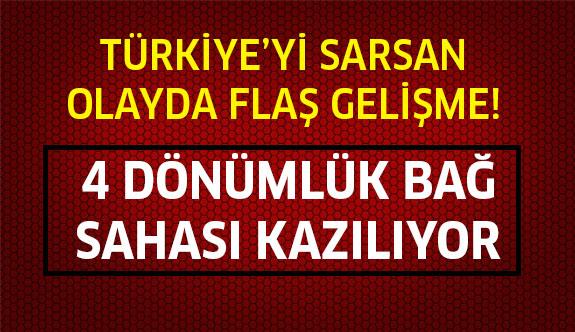 Türkiye'yi sarsan olayda yeni gelişme!
