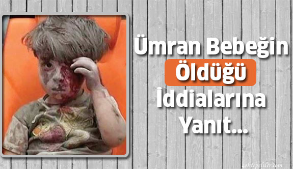 Ümran bebeğin öldüğü iddialarına yanıt!