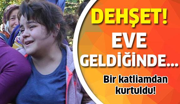 Adana'da dehşet! Eve geldiğinde...