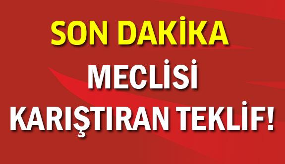 AKP'nin teklifi sosyal medyayı karıştırdı!