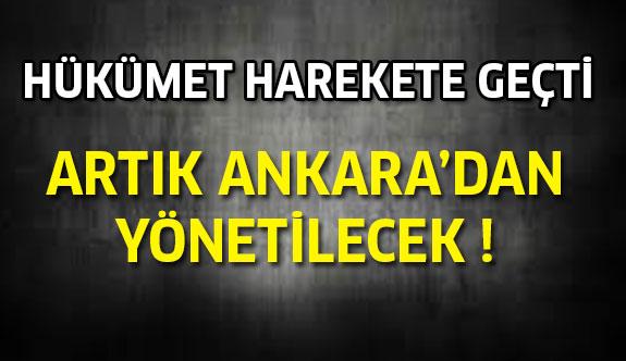 Artık Ankara Nevada Oluyor...