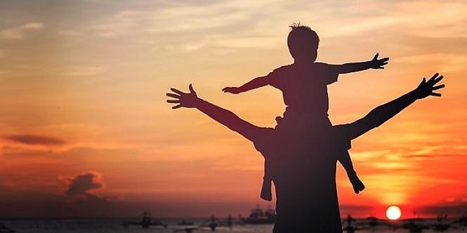 Baba Olmak Tam Da Böyle Birşey...