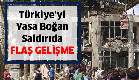 Diyarbakır'daki saldırı hakkında flaş gelişme!