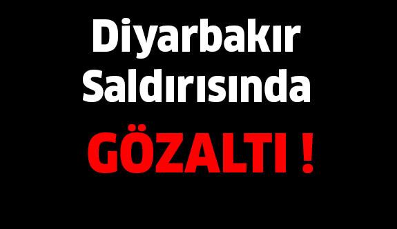 Diyarbakır saldırısıyla ilgili gelişmeler...