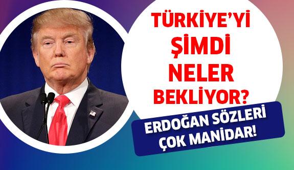 Donald Trump başkan oldu! Peki Türkiye'yi neler bekliyor?