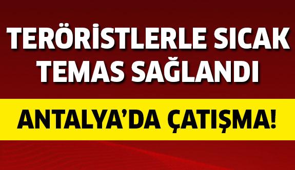 Flaş Haber: Antalya'da Çatışma!