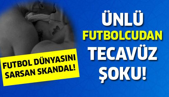 Futbol dünyasında skandal!
