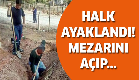 Halk ayaklandı! Cenaze İzmir dışına taşındı!