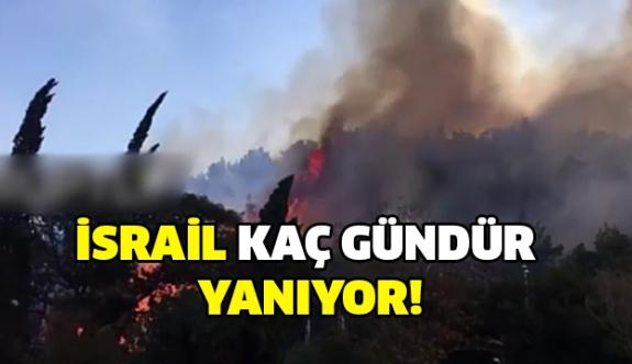 İsrail Türkiye'den yardım istedi