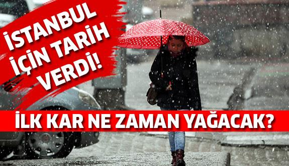 İstanbul'a hafta sonu sürprizi!