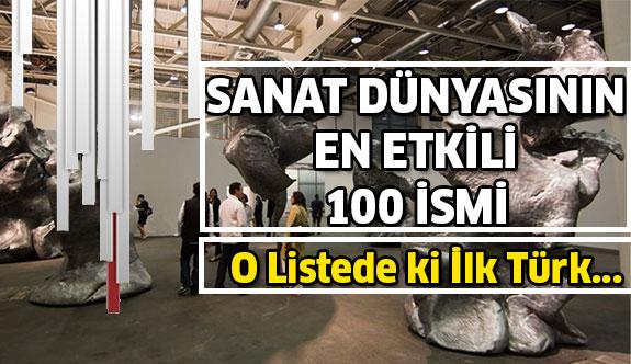 İşte O Listedeki İlk Türk...