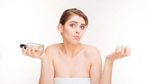 Parfümün kalıcılığı için en ideal bölge neresi?