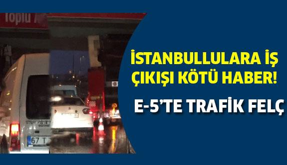 Son dakika: İstanbullulara iş çıkışı kötü haber