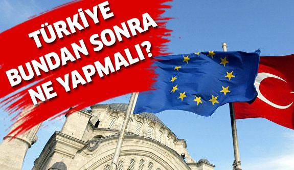 Türkiye oylaması bugün...