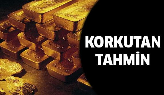Altın fiyatları bir yılın en kötü haftasında...