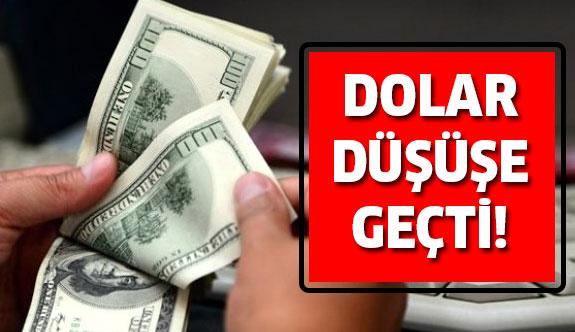 Dolar düşüşe geçti! Son durum...