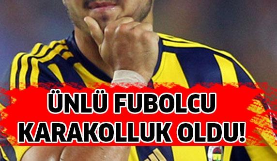 Fenerbahçe'de şok gelişme! Milli futbolcu karakolluk oldu