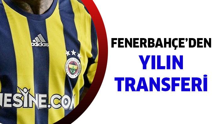 Fenerbahçe o futbolcuyla anlaştı!