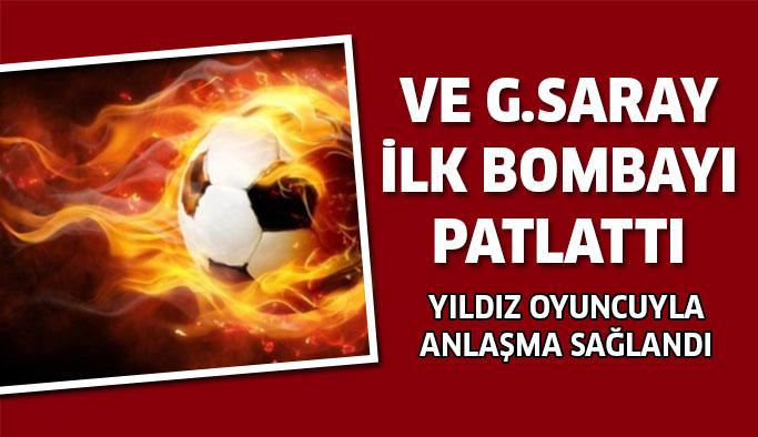 Galatasaray'da ilk transfer belli oldu!