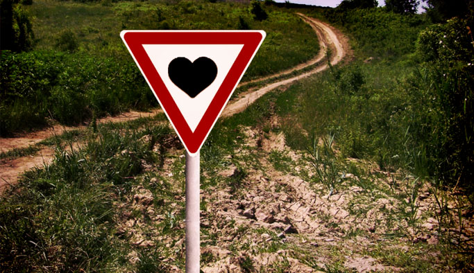 Kalbinize Giden Yol...