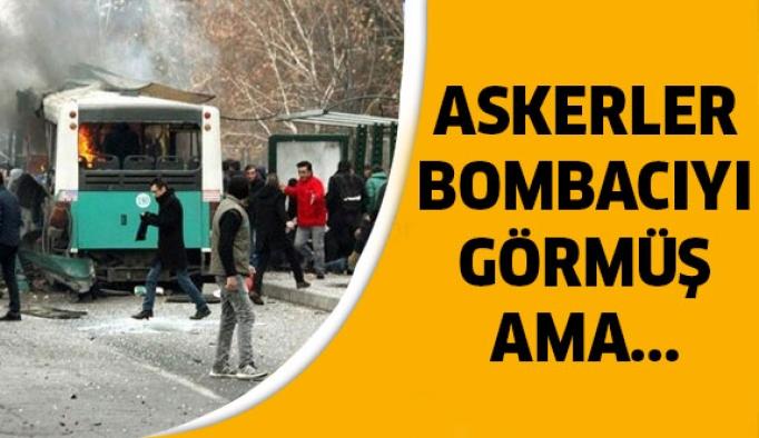 Kayseri'deki saldırıda kahreden detay...