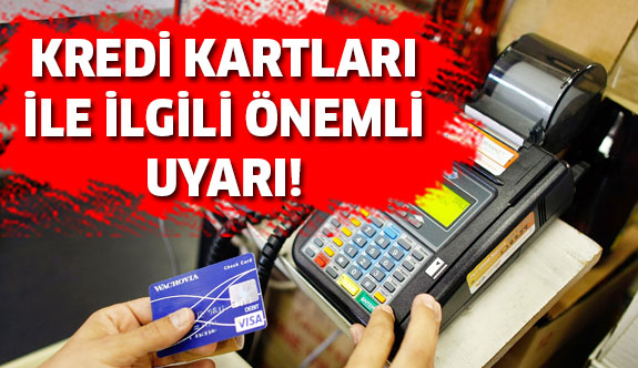 Kredi kartlarındaki puanları...